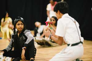 Acting Classes in Bangalore Indiranagar in the Drama School at FLUX