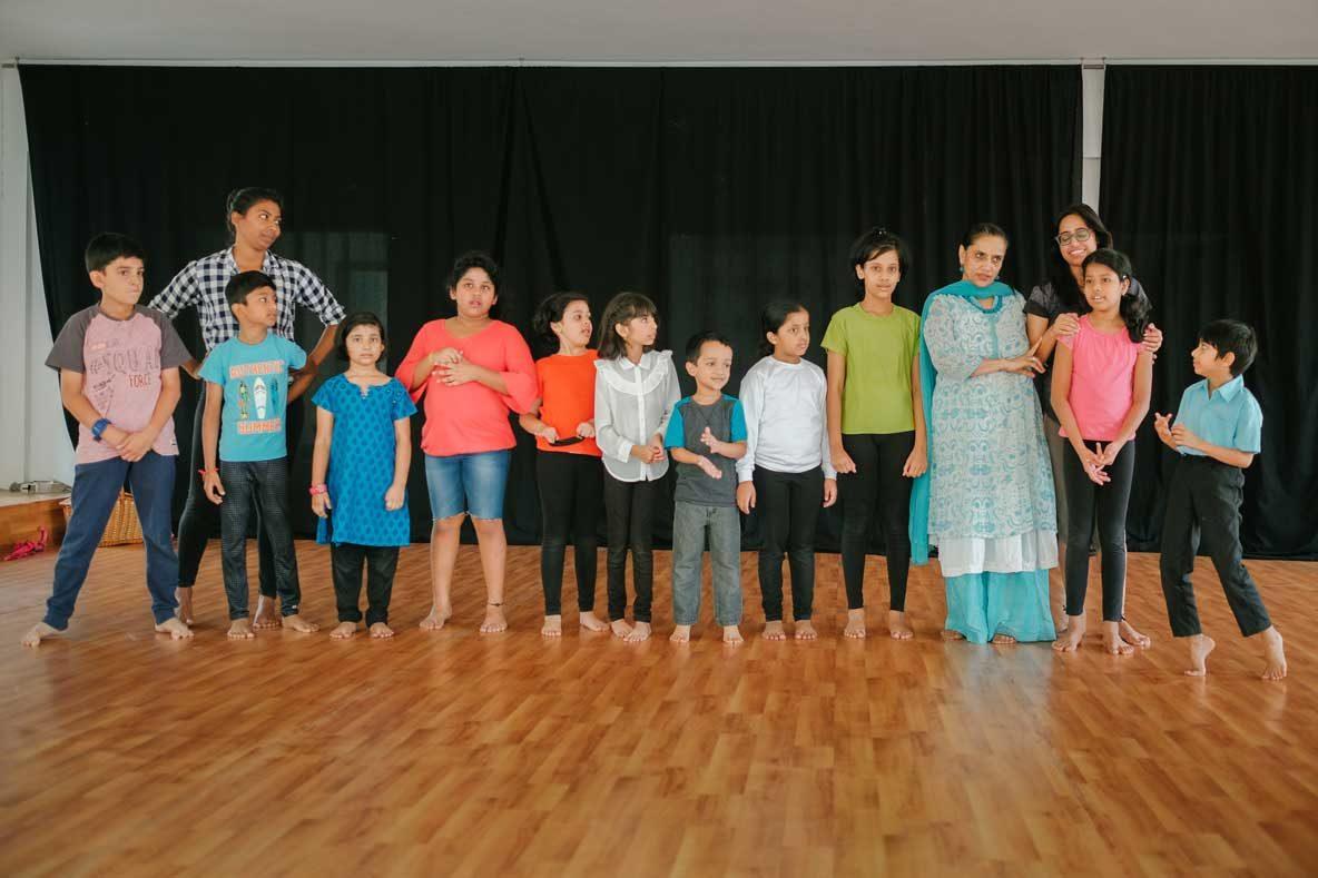 Childrens Club in Bangalore Indiranagar at FLUX