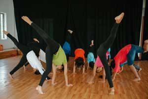 Contemporary Dance Classes for Kids in Bangalore Indiranagar at FLUX