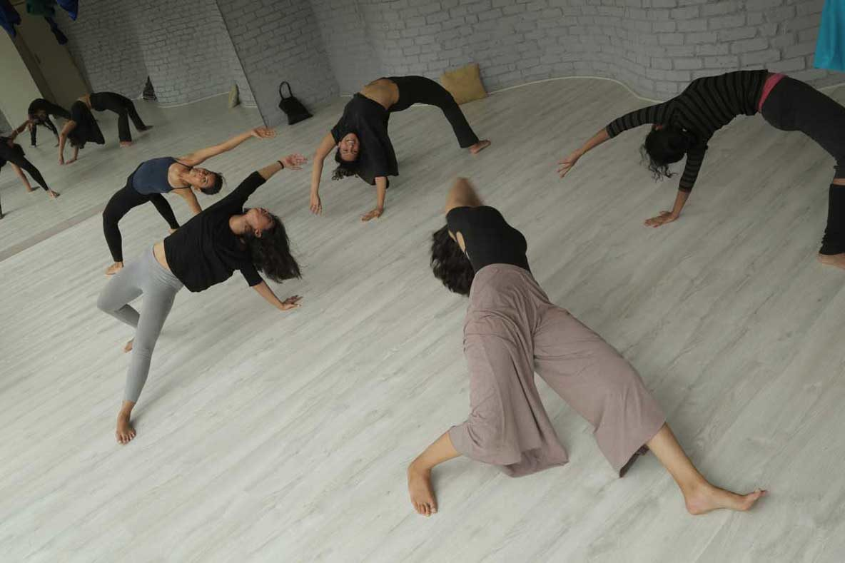Contemporary Dance Classes in Bangalore Indiranagar at FLUX