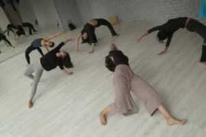Contemporary Dance Classes in Bangalore Indiranagar at FLUX