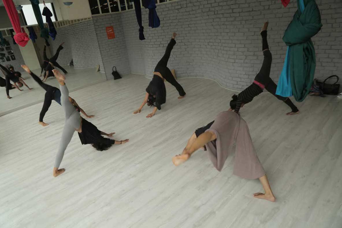 Dance Classes in Bangalore Indiranagar at FLUX