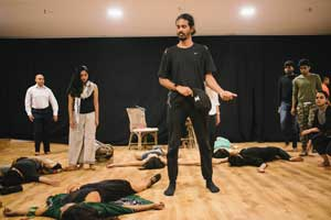 Drama Classes in Bangalore Indiranagar in the Drama School at FLUX