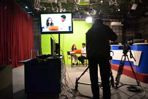 Film Making Courses in Bangalore Indiranagar in the Movie Studio at FLUX
