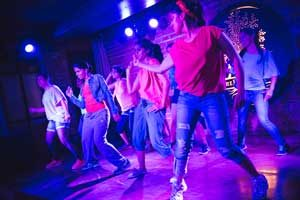 Hip Hop Dance Classes in Bangalore Indiranagar at FLUX