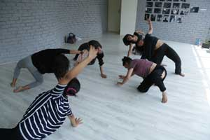 Slow Spine Movement in Bangalore Indiranagar at FLUX