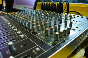 Sound Design Courses in Bangalore Indiranagar in the Design Institute at FLUX