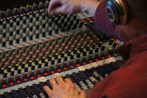 Sound Editing Courses in Bangalore Indiranagar in the Movie Studio at FLUX