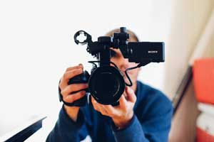 Videography Courses in Bangalore Indiranagar in the Movie Studio at FLUX