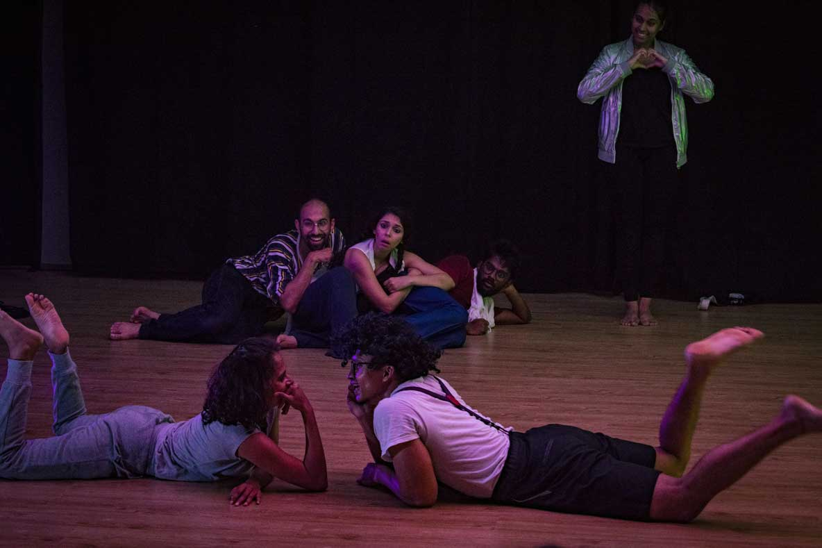 Connect: A Course in Physical Theatre in Bangalore Indiranagar at FLUX