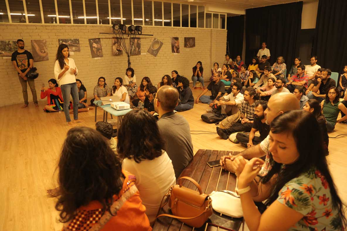 Meta: Multidisciplinary Interactive Course in Creativity in Bangalore at FLUX