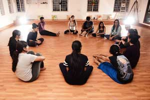 Meta: Multidisciplinary Interactive Course in Creativity in Bangalore at FLUX