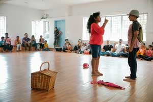 2-Day Kids Workshop for Storytelling and Theatre in Bangalore Indiranagar at FLUX