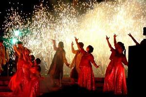 Bollywood Dance Classes in Bangalore Indiranagar at FLUX