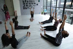 Dance Therapy in Bangalore Indiranagar in the Wellness Centre at FLUX