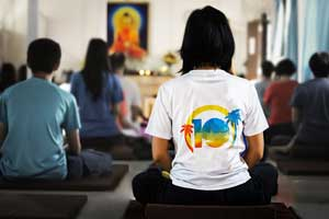 Omkar Sadhana: Om Meditation in Bangalore Indiranagar at FLUX