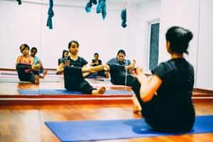 Regular Hatha Yoga Classes in Bangalore Indiranagar at FLUX
