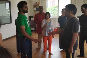 Yes, And... Playback Theatre Training in Bangalore Indiranagar at FLUX