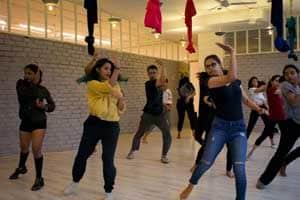Best Western Dance Classes in Bangalore Indiranagar at FLUX