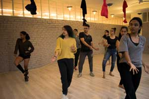 Regular Jazz Dance Classes in Bangalore Indiranagar at FLUX