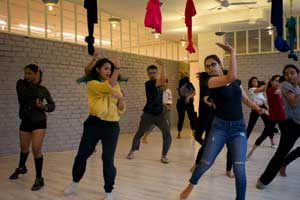 Best Dance Classes in Bangalore Indiranagar at FLUX