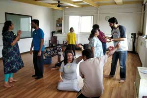 Playback Theatre Workshop in Bangalore