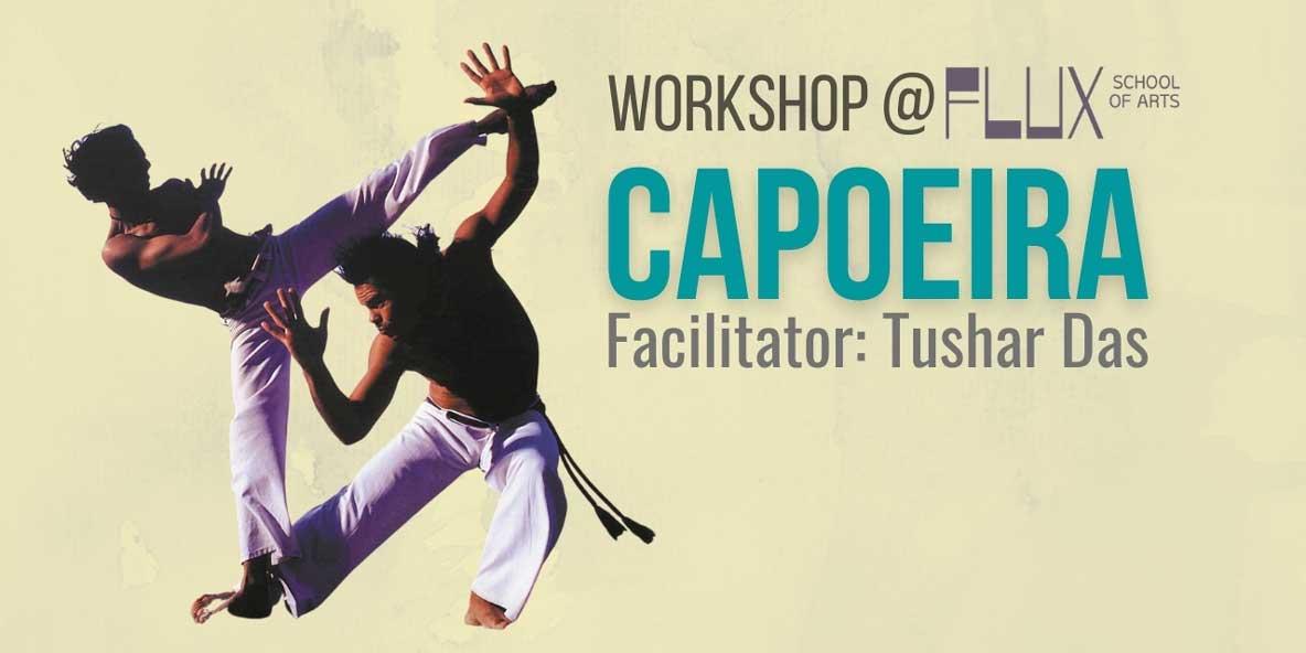 Body Movement Workshop in Bangalore at FLUX: Capoeira Martial Art