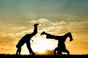 Capoeira Martial Art